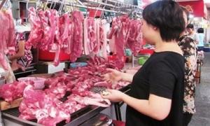 Giá thịt lợn tăng gấp đôi