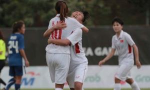 Tuyển nữ Việt Nam khởi đầu như mơ ở SEA Games