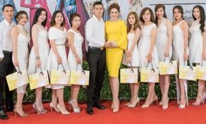 """Mỹ phẩm Skin Plus đồng hành cùng """"Tà áo Việt – Cội nguồn và hội nhập"""""""