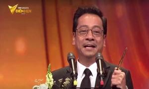 Người phán xử 'vượt mặt' Sống chung với mẹ chồng ở VTV Awards 2017