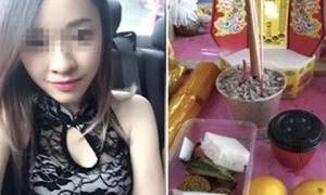 Bị bạn trai 'đá' online, cô gái làm lễ 'tiễn' kèm lời nhắn nhủ gửi anh trên Facebook