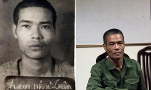 """Tên cướp khét tiếng Luân """"cô ve"""" bị bắt sau 28 năm lẩn trốn"""