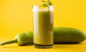 Uống nước ép quả bầu mỗi sáng cho tác dụng chữa bệnh đáng kinh ngạc