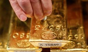 Đà giảm của giá vàng chế ngự thị trường