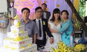 Nàng dâu hạnh phúc 'nhất quả đất' khi bố chồng lái xe đón dâu, mẹ chồng leo 2 tầng lầu bê cơm cữ