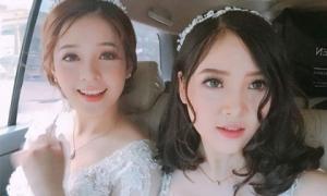 Đã tìm ra danh tính cô dâu và phù dâu 'xinh đẹp nhất Facebook' được dân mạng săn lùng suốt hôm qua