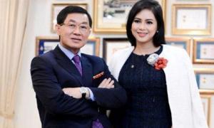Ông Johnathan Hạnh Nguyễn đã chuyển 99% cơ nghiệp kinh doanh hàng hiệu trị giá nghìn tỷ sang cho vợ