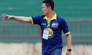 HLV Nguyễn Quốc Tuấn của HAGL xin từ chức