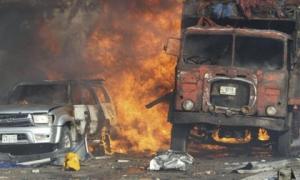 Đánh bom kép đẫm máu, gần 200 người chết