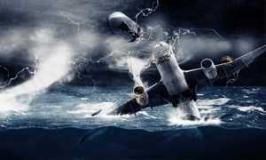 Kỳ lạ đám mây khổng lồ và 75 máy bay mất tích bí ẩn ở Tam giác quỷ Bermuda