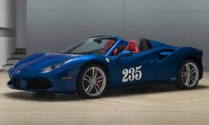 Chiêm ngưỡng tuyệt tác Ferrari 488 Spider 'Heartthrob'