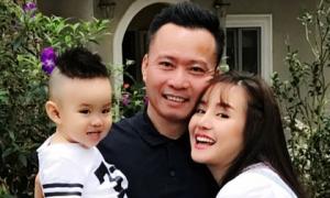 Vy Oanh lần đầu tiết lộ về chồng đại gia giàu nứt đố đổ vách