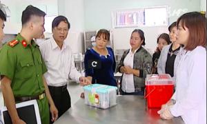 Yêu cầu làm rõ thông tin rau tồn dư thuốc trừ sâu trong bếp ăn trường mầm non Hà Nội