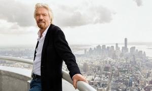 Bí quyết kinh doanh của Richard Branson: Hãy như một đứa trẻ tập đi
