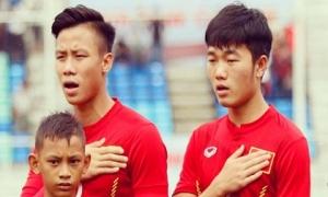 Xuân Trường được chọn đeo băng đội trưởng U23 Việt Nam