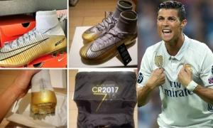 Thêm bằng chứng Ronaldo sẽ giành bóng vàng 2017