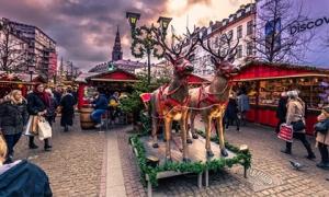 Không khí nóng rực tại 7 thành phố lộng lẫy nhất dịp Giáng sinh