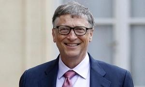 Chiến lược tận dụng thời gian rảnh đáng học hỏi của Bill Gates