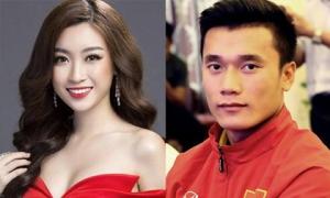 Hoa hậu Mỹ Linh cần 'tính toán' kỹ nếu hẹn hò thủ môn Tiến Dũng