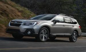 Subaru Outback 2018 có giá 1,4 tỷ đồng