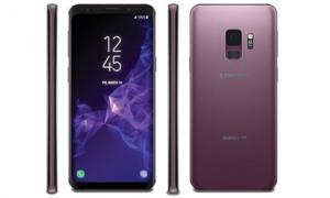 Samsung Galaxy S9 sẽ có màu tím lilac tuyệt đẹp như thế này