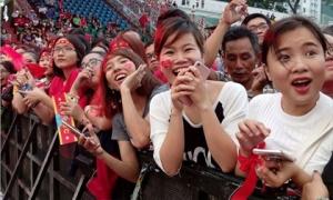 AFC 'sốc' khi kỳ tích U23 Việt Nam phá mọi kỷ lục truyền hình