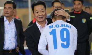 """Bầu Hiển phá két, vung """"tiền tấn"""" thưởng sao U23 Việt Nam"""