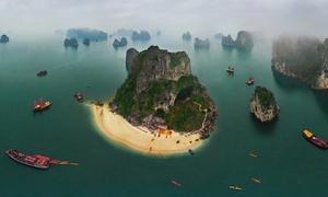 Hạ Long lọt top 8 nơi có vùng nước đặc biệt nhất thế giới