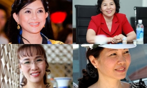 Nữ đại gia vượt Hillary Clinton, vợ 'trùm' cafe Trung Nguyên khởi nghiệp đáng nể