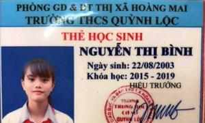 """Tìm thấy 2 thiếu nữ ở Nghệ An """"mất tích"""" trước khi bị đưa qua Lào"""