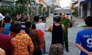 Nghi can sát hại người đàn ông ở Sài Gòn có tiền án giết người