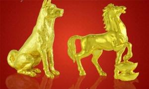 Giá vàng hôm nay 23/2: USD sụt giảm, vàng leo đỉnh mới
