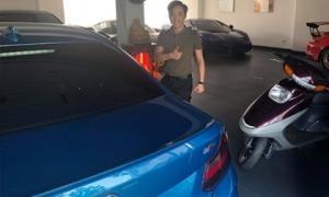 Cường 'đô la' tậu BMW M2 độ chính hãng Dinan hơn 400 triệu đồng