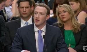 Mark Zuckerberg điều trần vụ rò rỉ dữ liệu: Facebook che giấu sự thật suốt 3 năm?