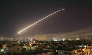 Syria tuyên bố bắn hạ 20 tên lửa của Mỹ, Anh