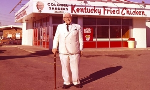 Câu chuyện thành công đáng kinh ngạc ở tuổi 60 của người sáng lập KFC