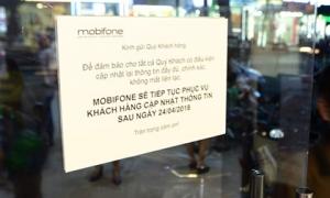 VinaPhone, MobiFone lùi thời hạn bổ sung thông tin, Viettel im lặng