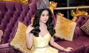 Bộ Văn hoá không xem Lê Âu Ngân Anh là Hoa hậu, cấm thi Quốc tế