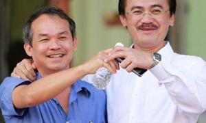Bầu Đức: 'Tôi hoan nghênh bầu Tú vì đã biết nghĩ cho bóng đá Việt Nam'