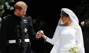10 điều ít ai biết về chiếc váy cưới của 'nàng lọ lem' Meghan Markle