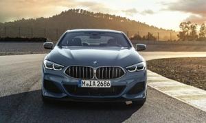 BMW 8 Series Coupe 2019 chính thức ra mắt: Động cơ mạnh mẽ và đẹp sắc sảo