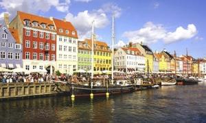 Ngắm vẻ đẹp như tranh của quê hương các cầu thủ Đan Mạch trong trận chiến sống còn đêm nay