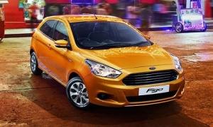 Ô tô Ford siêu rẻ 167 triệu, đẹp long lanh như Vios