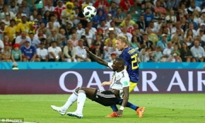 Đức - Thụy Điển: Sống dậy từ cõi chết, định đoạt phút bù giờ (World Cup 2018)