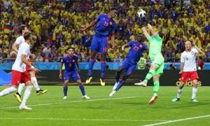 Ba Lan - Colombia: Siêu sao tỏa sáng, 'Đại bàng' gãy cánh (World Cup 2018)