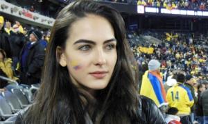 Dân mạng truy tìm thông tin cô gái 'gây thương nhớ' là fan Colombia