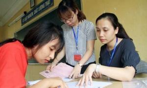 Gần 1 triệu thí sinh bước vào kỳ thi THPT quốc gia 2018