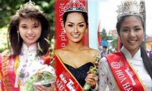 Hoa hậu Việt Nam thường là 'nụ hậu' chưa hé, chưa nở đã đọ sắc xứ người