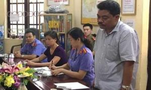Chân dung người đưa chìa khóa nơi giữ hồ sơ thi cho Vũ Trọng Lương