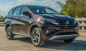 Toyota Rush đã có mặt tại Việt Nam, giá khoảng 600 triệu đồng